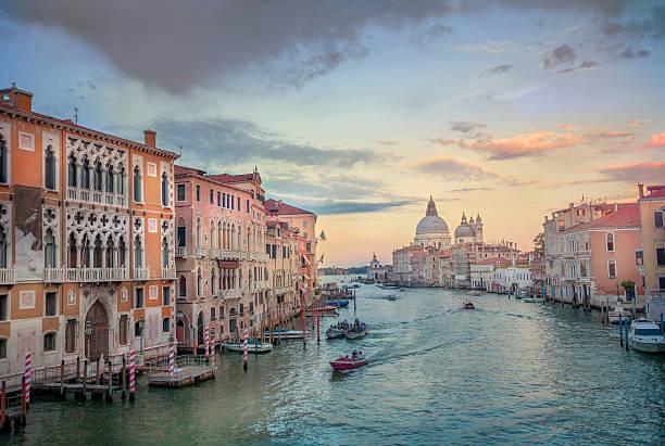 grand canal view. - venezien stock-fotos und bilder