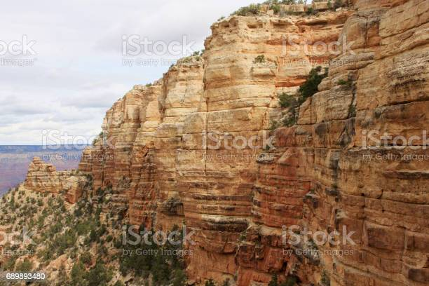 Grand Canyon Aerial View Landscape Stock Photo - Download Image Now