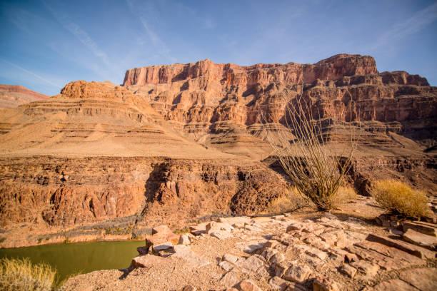 Grand Canyon und den Colorado River, USA – Foto