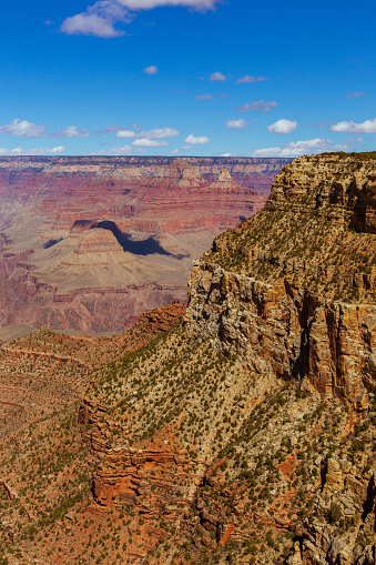 One of the most spectacular nature's creations of the world. Amazing landscapes of Grand Canyons.