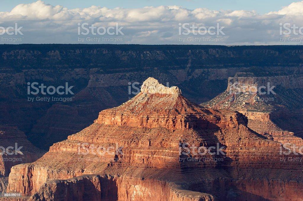 Grand Canyon from Hopi Point royalty-free stock photo