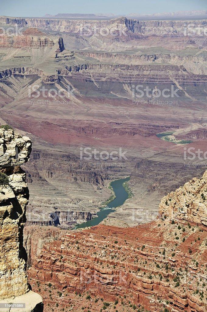 grand canyon in arizona royalty-free stock photo