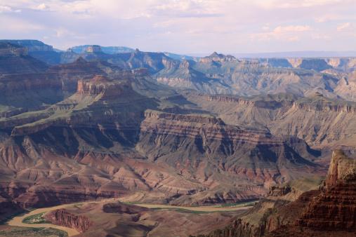 Grand Canyon National Park in Arizona, USA.