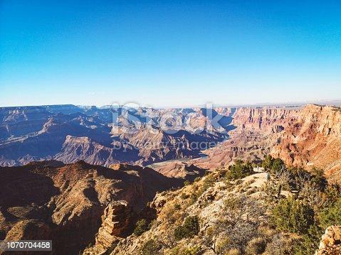 807387518 istock photo Grand Canyon National Park 1070704458