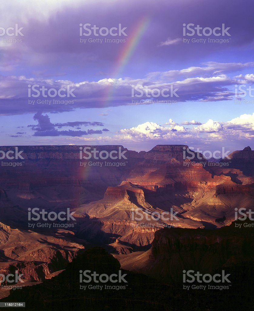 Grand Canyon National Park stock photo