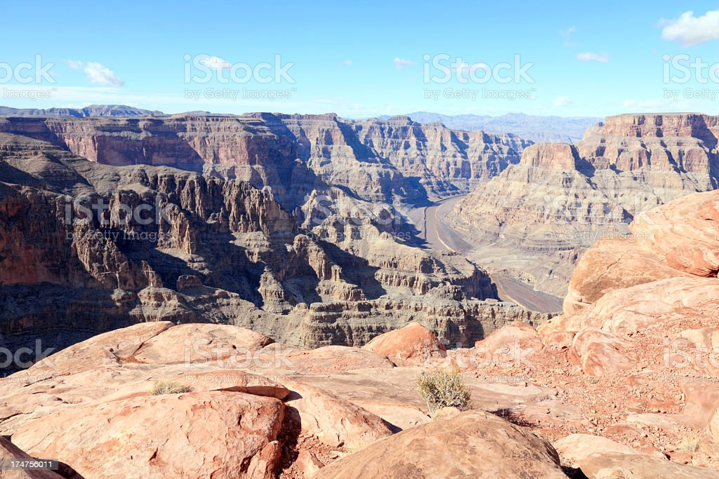 Grand Canyon National Park royalty-free stock photo