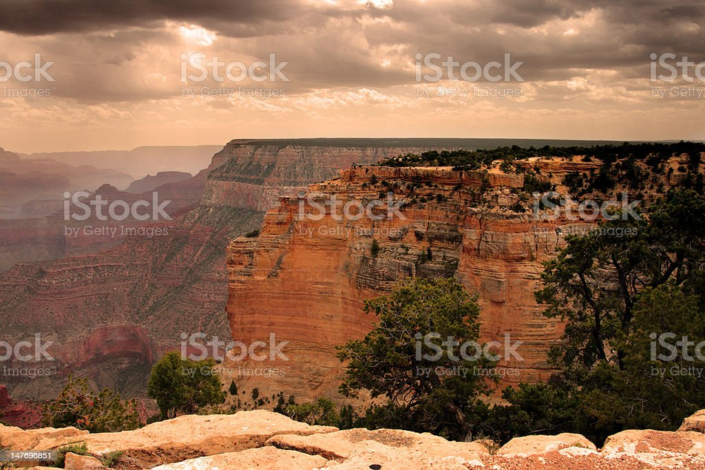 Grand Canyon National Park, USA\n  royalty-free stock photo