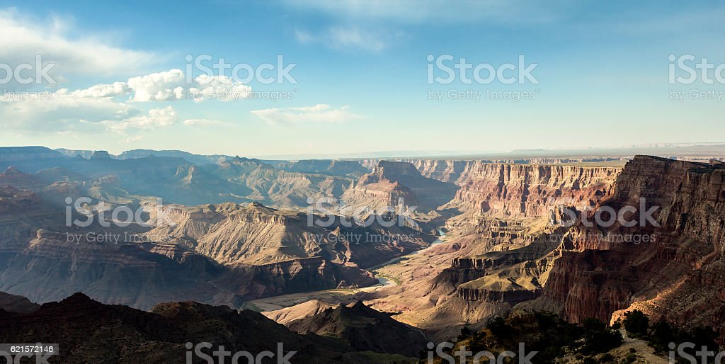panorama du Grand Canyon photo libre de droits
