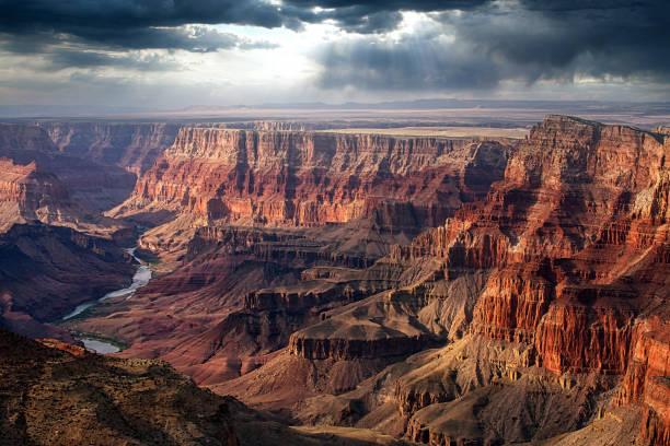 Grand Canyon stock photo