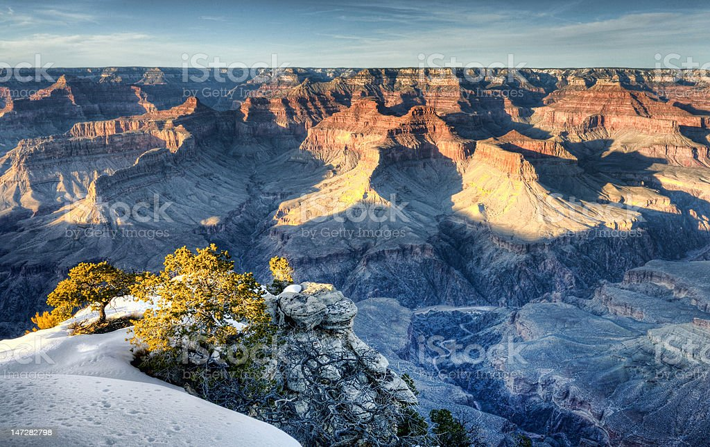 Grand Canyon (Pima Point) royalty-free stock photo