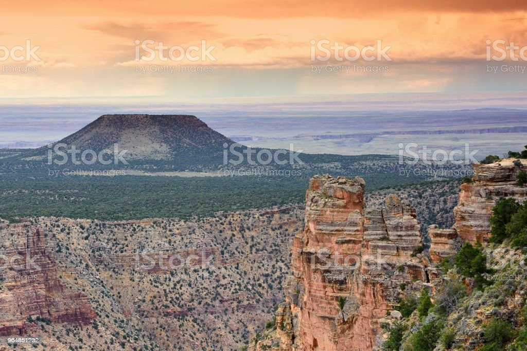Grand Canyon. royalty-free stock photo