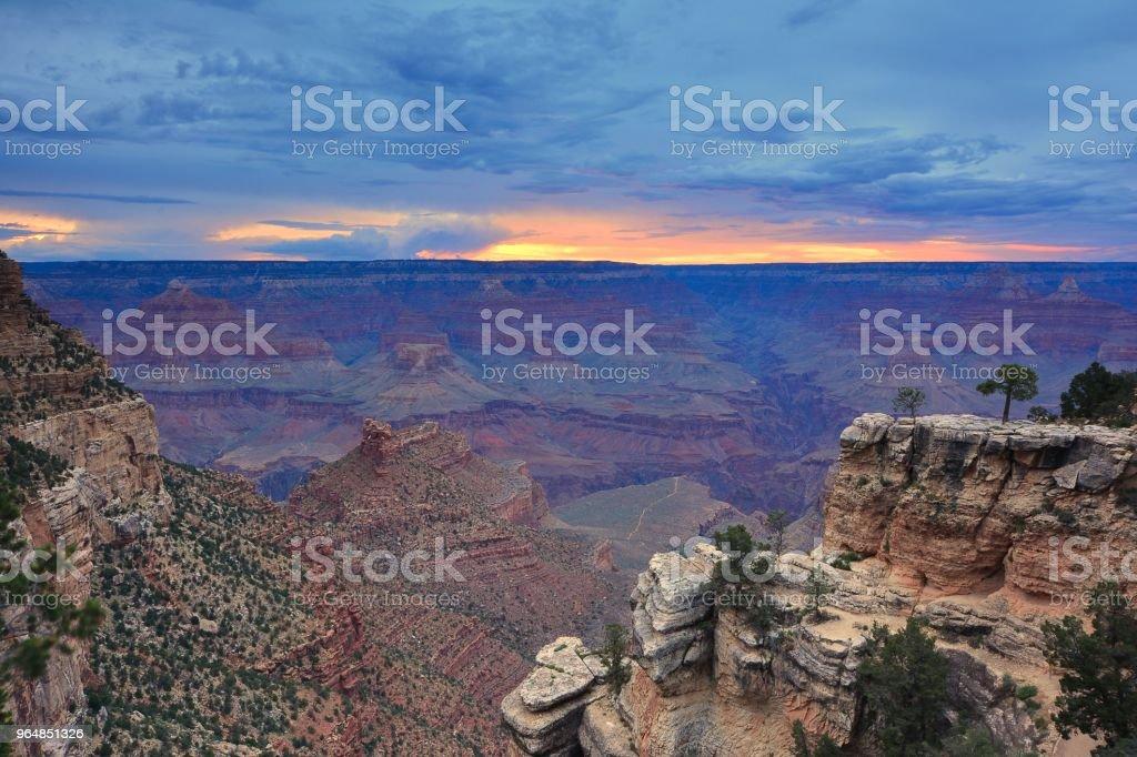 Grand Canyon. royalty-free stock photo