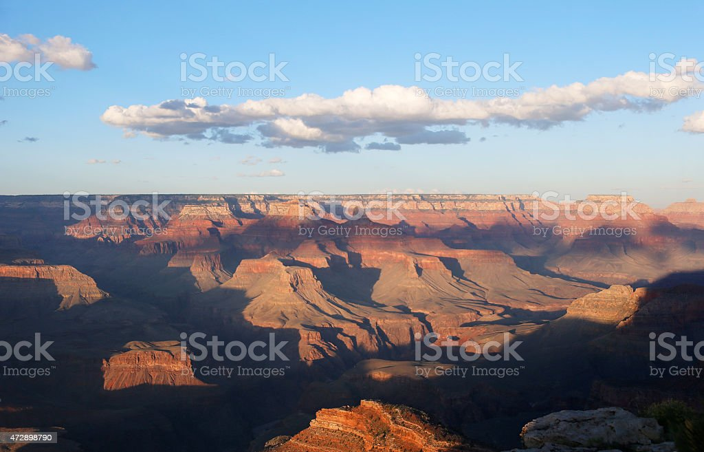 Grand Canyon, South Rim stock photo
