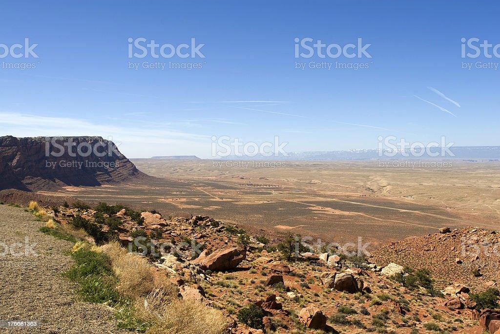 Grand Canyon. USA royalty-free stock photo