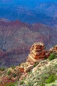 View of Grand Canyon at Grand Canyon National Park, USA
