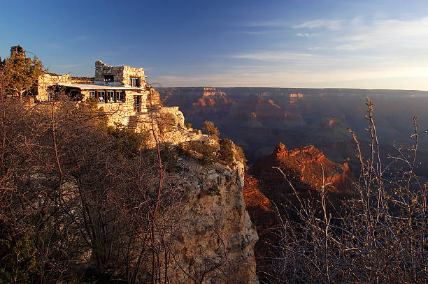 grand canyon view - hopi stock photos and pictures