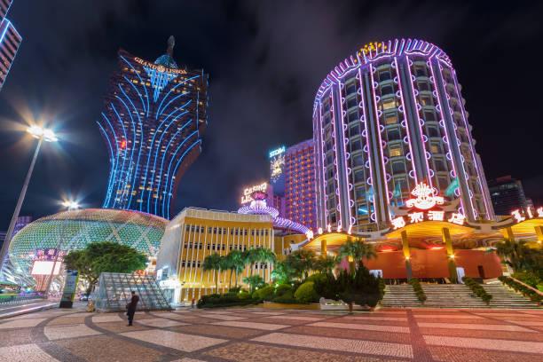 Grand Casino Lisboa in Macau – Foto