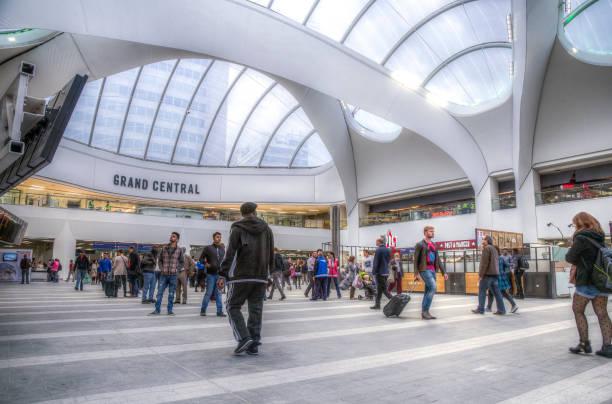 Grand Central, Birmingham stock photo