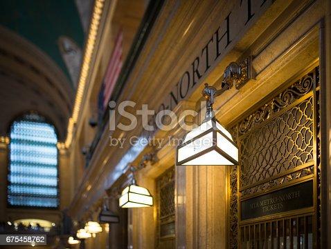 Grand Central Station, New York City, Manhattan - New York City, Station, City Life