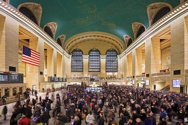 Estación Grand Central de Nueva York - foto de stock