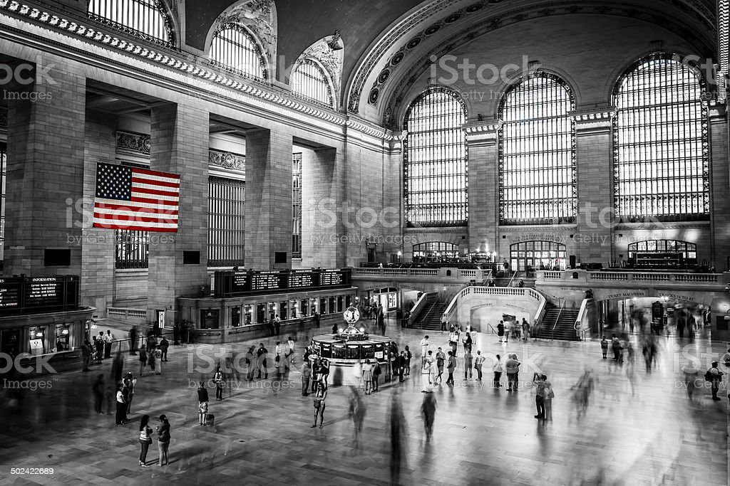 Grand Central Station , New York stock photo