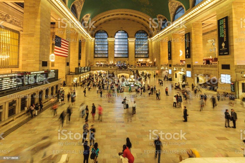 Grand Central Station photo libre de droits