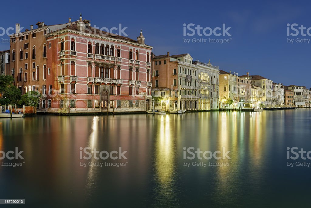 Canal Grande royalty-free stock photo