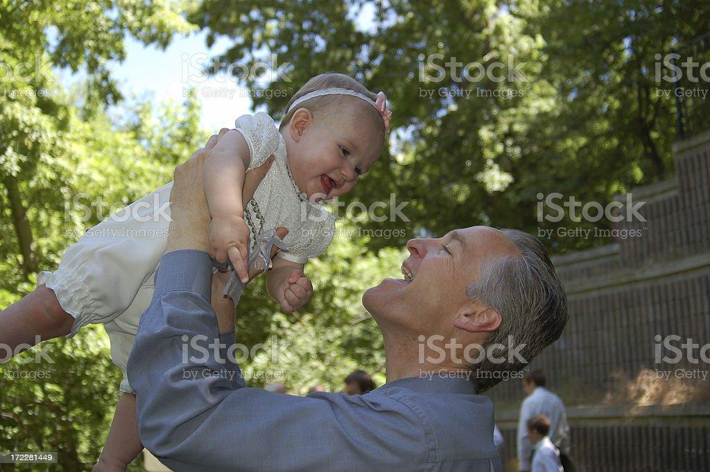 Grand Dad! royalty-free stock photo