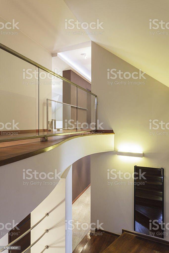 Grand design - Mezzanine stock photo