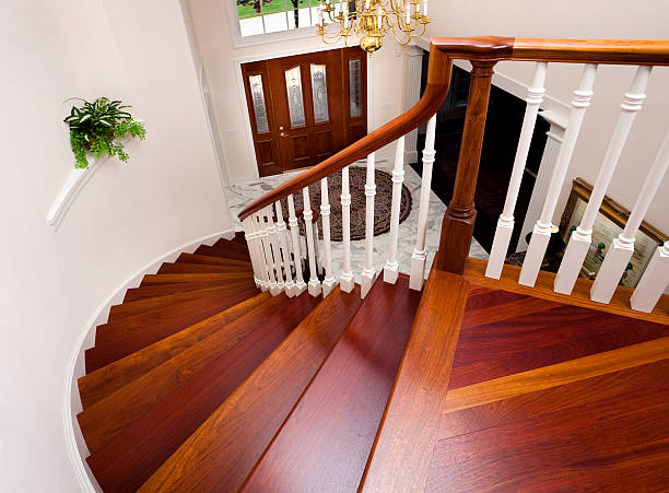 3,020 Hardwood Stairs Stock Photos, Pictures & Royalty-Free Images - iStock
