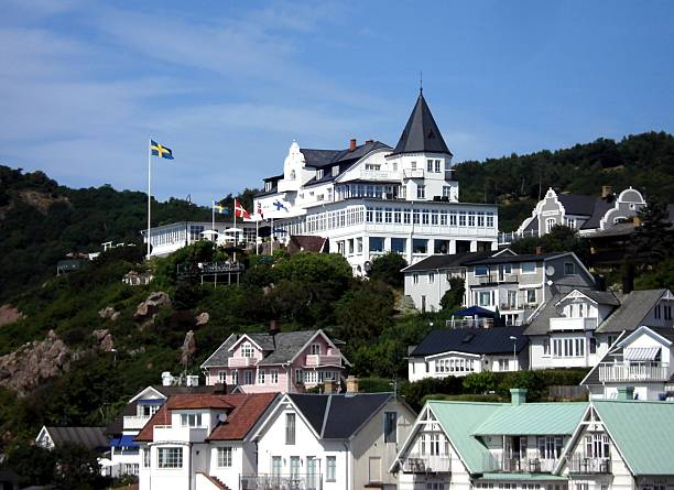 Royalty Free Kullaberg Skane Kullen Sweden Pictures, Images and Stock Photos - iStock