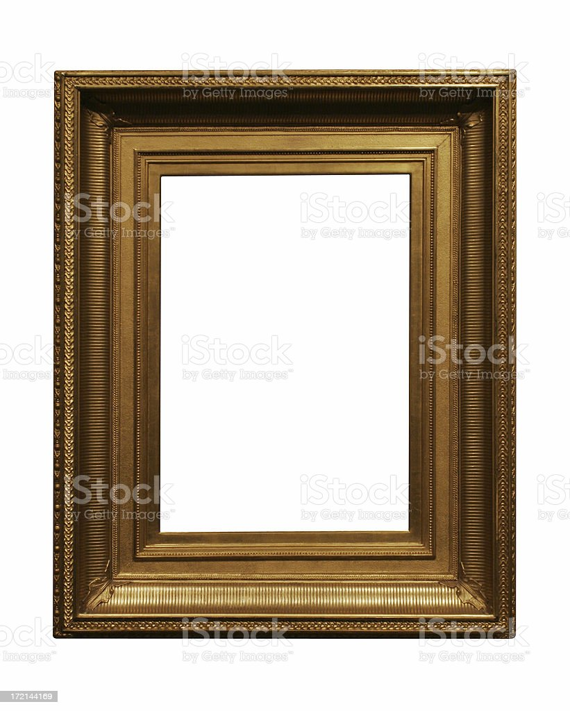 Grand looking frame to use in your design royalty-free stock photo