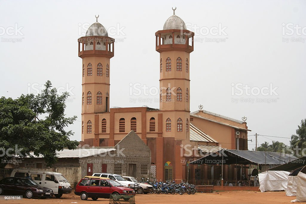 Grand mosque. royalty-free stock photo