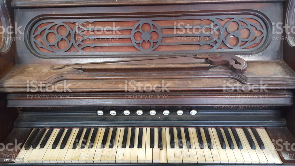 Grand Notes stock photo