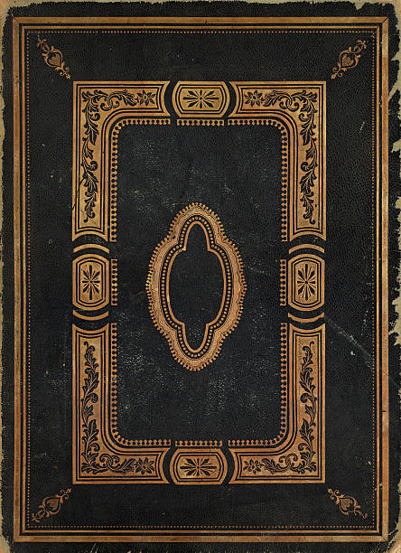 grand old book cover stock photo