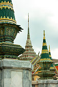 Grand Palace, Bangkok and Wat Phra Kaew Temple