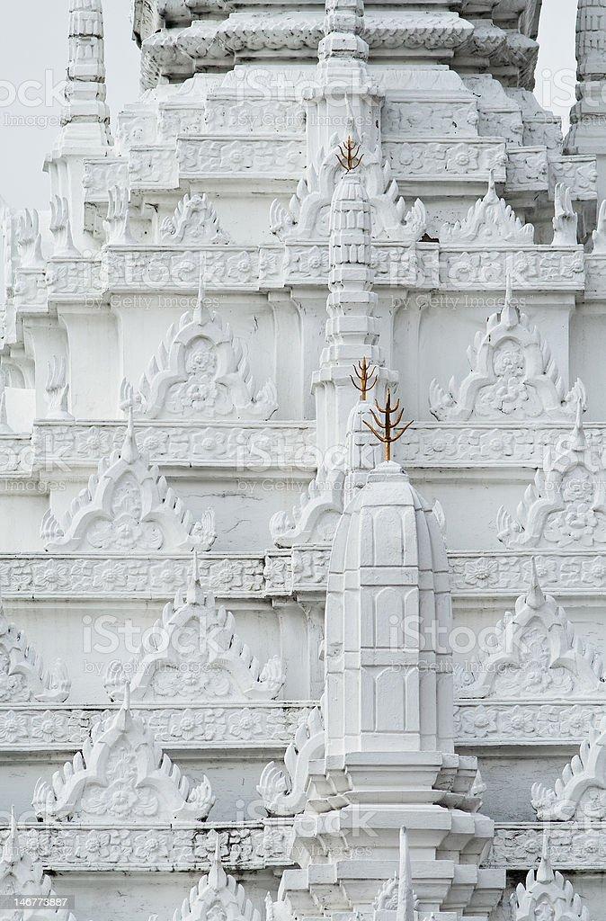 Grand Palace -- Bangkok stock photo