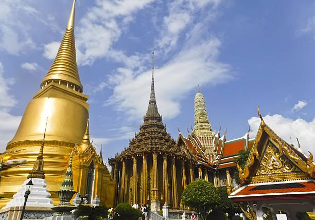 Grand Palace - Bangkok, Thailand stock photo