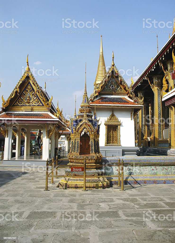 Grand palace royalty-free stock photo