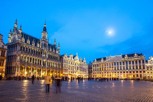 Grand Place Brussels, Belgium