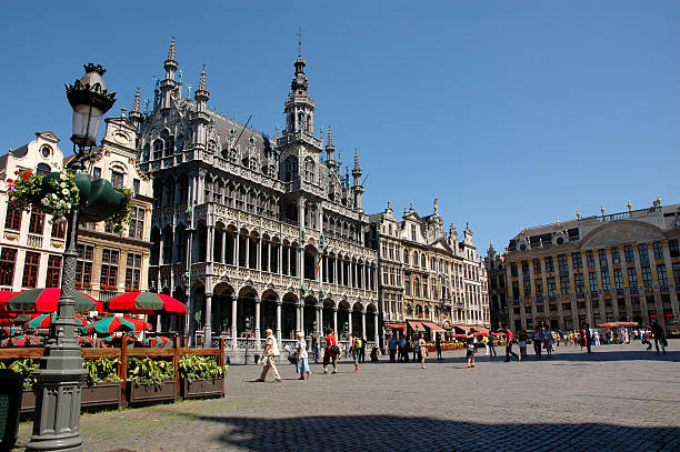 Best Grand Place Brussels Stock Photos Pictures Royalty