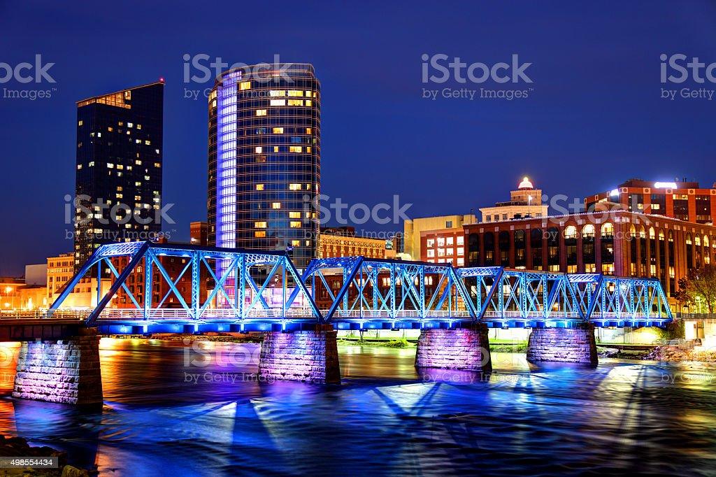 Fotografía de Grand Rapids Michigan y más banco de imágenes de 2015 ...