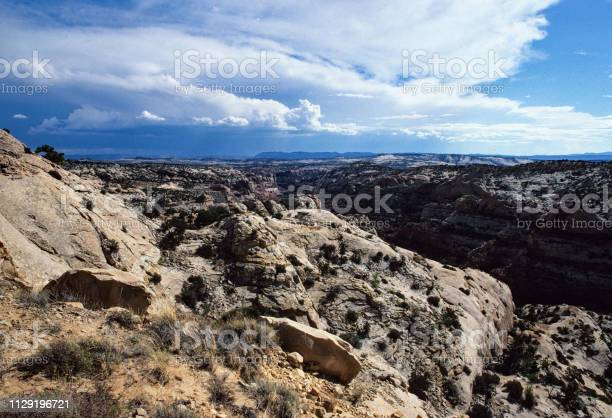 Grand Staircase Escalante NM - Rugged Canyons