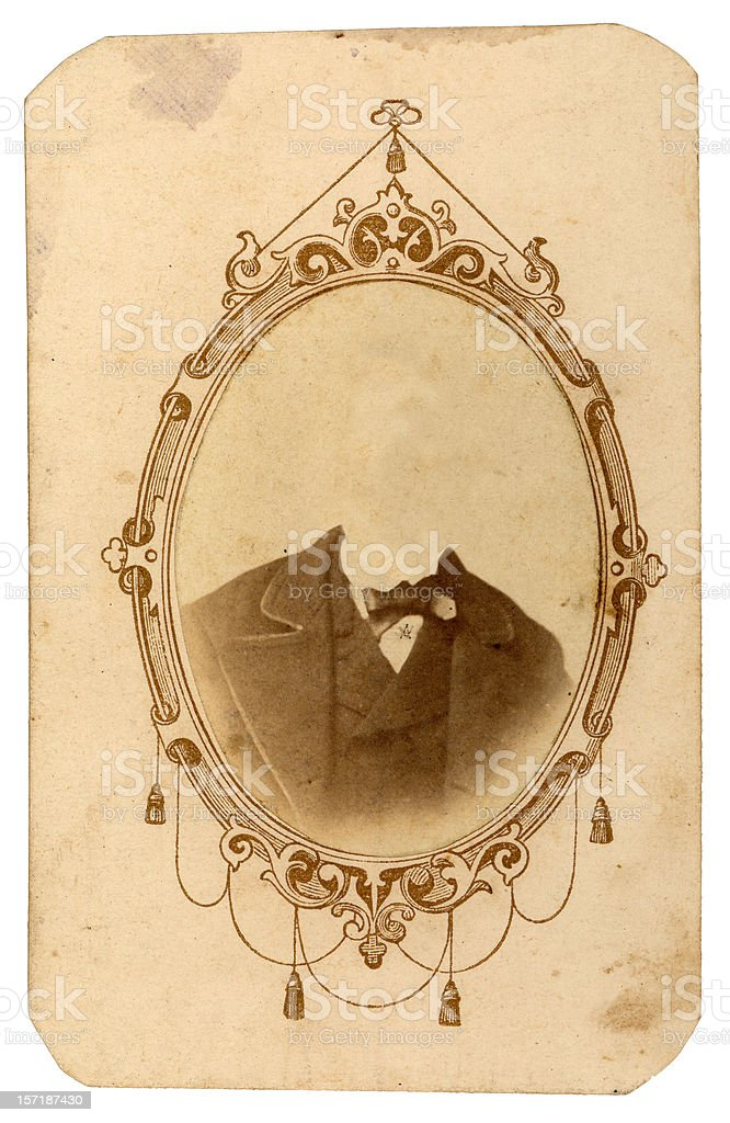 grand vintage frame royalty-free stock photo