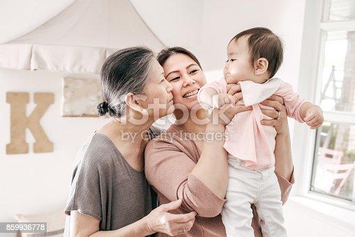 istock Granda with granddaughter 859936778
