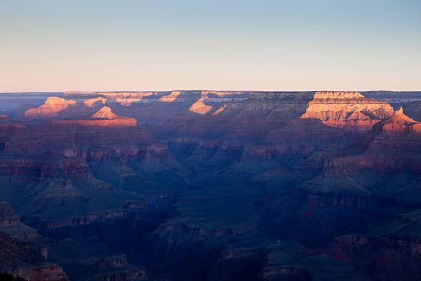 Grand Canyon au cours de l'aube - Photo