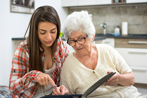 Best Granny Pics Stock Photos, Pictures  Royalty-Free -6132