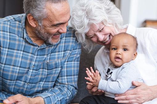 Diverse family stock photos