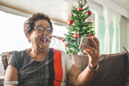 Domestic Life, Domestic Room, Enjoyment, Excitement, Christmas