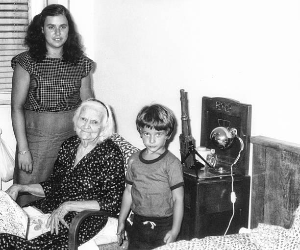 Italienische Familie